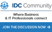 IDC Community